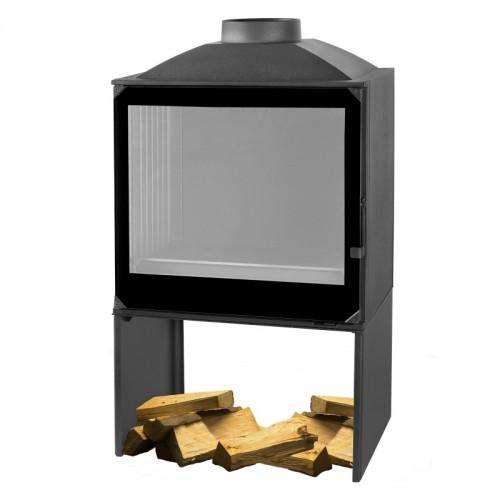 Liseo L51 -Front met black glas