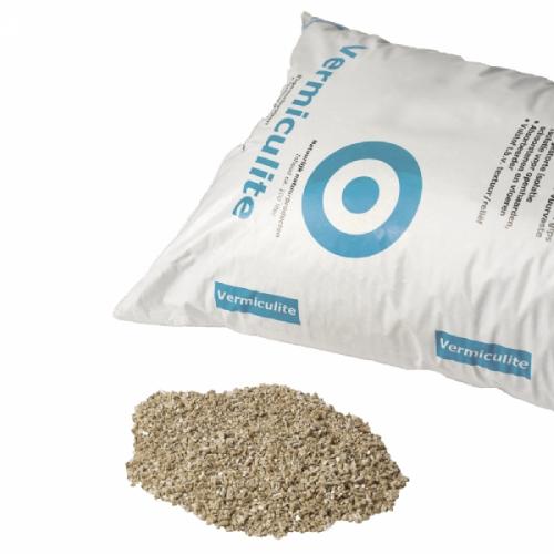 Vermiculite (Isolatie)100 liter.